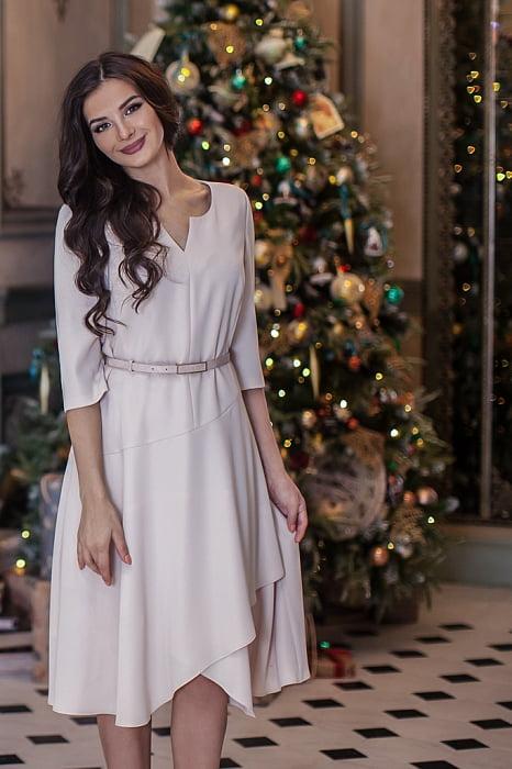 2abdbda6b41 Платье с ремешком