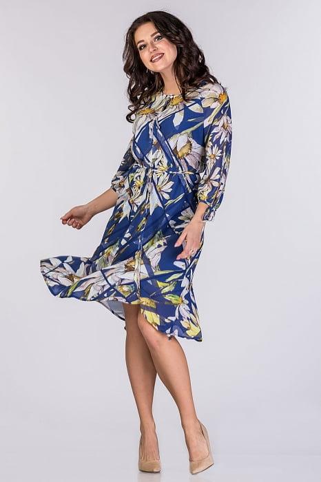 52196960277 Платье шифоновое Алабама от производителя RITINI. вечерние платья оптом