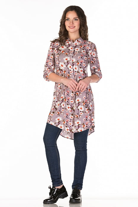 f61660ed2b0 Платье-туника Камелия – купить оптом от производителя RITINI (Ритини ...